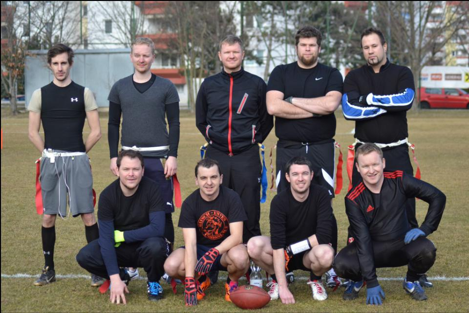 Flag Football Team in Wiener Neustadt